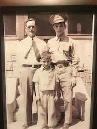 "<p><span style=""font-size: 1em; background-color: transparent;"">Sam, Joe, Ralph Sr&nbsp;</span><br></p><p></p>"